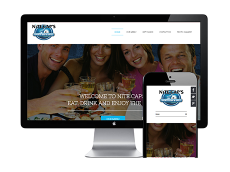 nitecaps sports bar website